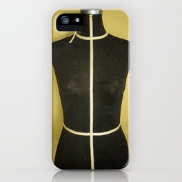 We are Mannequins iPhone Case