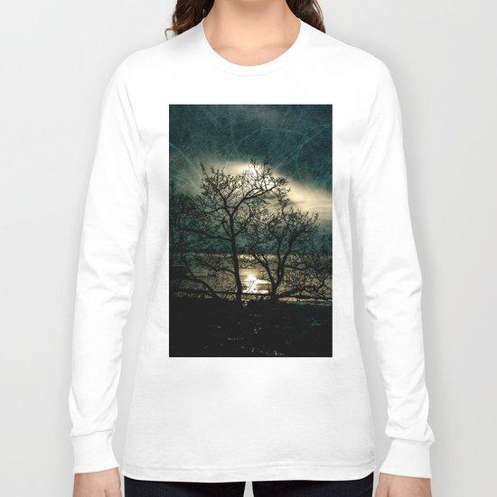 Landscape in a dream Long Sleeve T-shirt