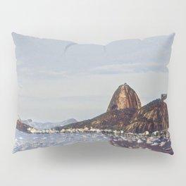 Rio de Janeiro - Pão de Açúcar - Art Pillow Sham