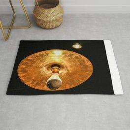 Cymbal Lamp Rug
