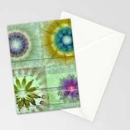 Scald Bared Flowers  ID:16165-022215-51851 Stationery Cards