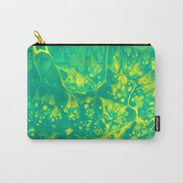 Green #3 Carry-All Pouch