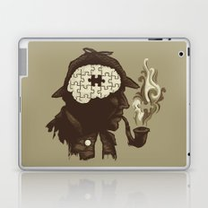 Puzzle Solved Laptop & iPad Skin