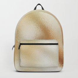 Champagne Foil Backpack