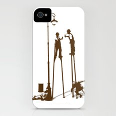 Higher level of sobriety iPhone (4, 4s) Slim Case