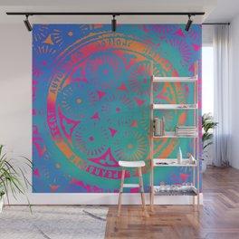 influence Wall Mural