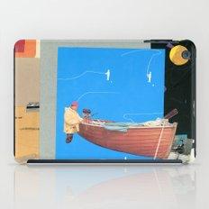 Aquatic Huntsman iPad Case