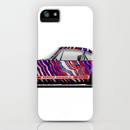 MARV MOBILE iPhone Case