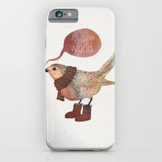 Joy to the World iPhone 6 Slim Case