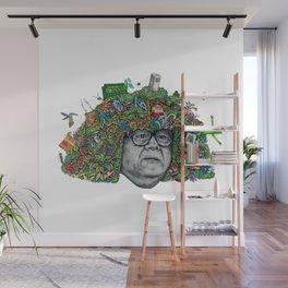 DERIVATIVE! Wall Mural