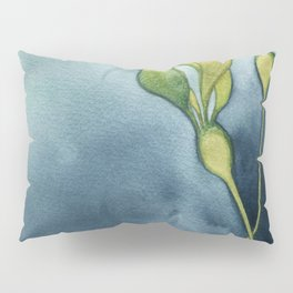 Bull Kelp Watercolor Pillow Sham