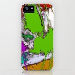 Grip 2 iPhone Case