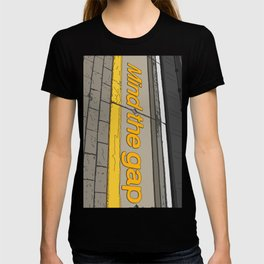 Mind the Gap in London T-shirt