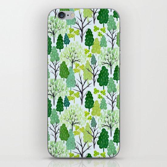 Trees iPhone & iPod Skin