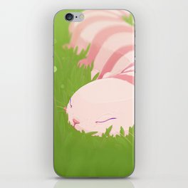 Lagopede iPhone Skin