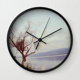 ME MYSELF I Wall Clock