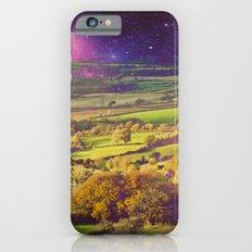 Space Village - Digital Collage Slim Case iPhone 6s