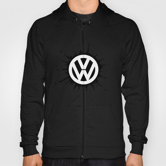 VW splat Hoody