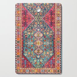 N131 - Heritage Oriental Vintage Traditional Moroccan Style Design Cutting Board