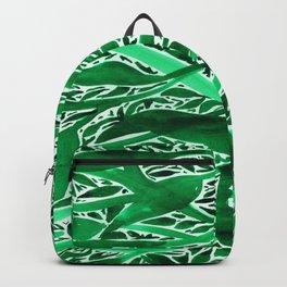vegetal watercolor 2 Backpack