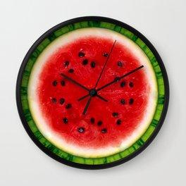 Watermelon <3 Wall Clock