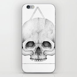 The Graveyard Club iPhone Skin