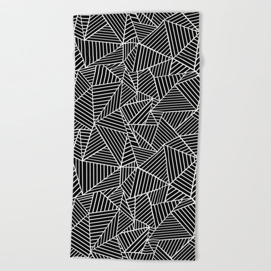 Ab 2 Repeat Beach Towel
