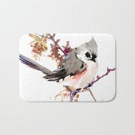 Bird - Titmouse Bath Mat