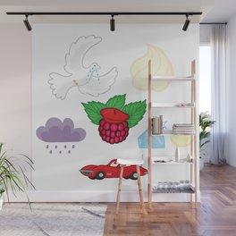 Prince Wall Mural