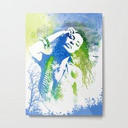 summer splash Metal Print