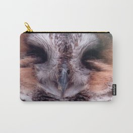 Long Eared Owl Carry-All Pouch