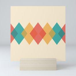 Rhombus Mini Art Print