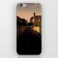 washington dc iPhone & iPod Skins featuring Washington DC by adamsk8