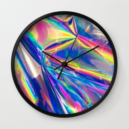 Holographic Wall Clock