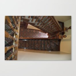 Staircase Canvas Print