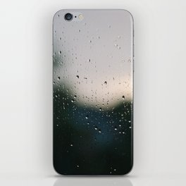 Rainy Downs iPhone Skin