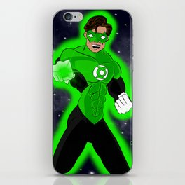 Go Green or Go Home! iPhone Skin