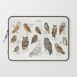 Owls Laptop Sleeve