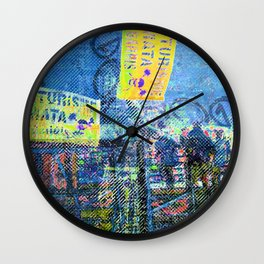 For when the segmentation resounds, abundantly. 11 Wall Clock
