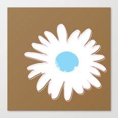 STATIONERY CARD - Daisy #1 Canvas Print