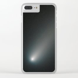 Comet ISON Clear iPhone Case