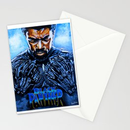 Black Panther Merchandise Stationery Cards