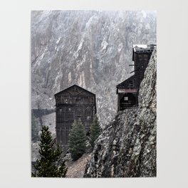 Mining in Colorado Poster