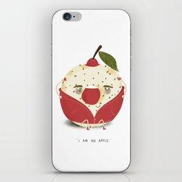 Apple Donut iPhone Skin