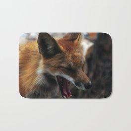 Sleepy Fox Bath Mat