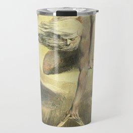 William Blake - The Ancient of Days (1794) Travel Mug
