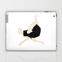 Origami Ostrich Laptop & iPad Skin