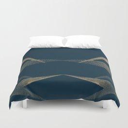 Angular Lines Duvet Cover