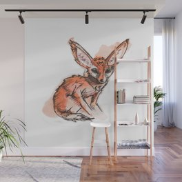 Mr. F.Fox Wall Mural
