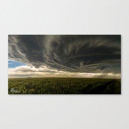 Stormscape 2 Canvas Print